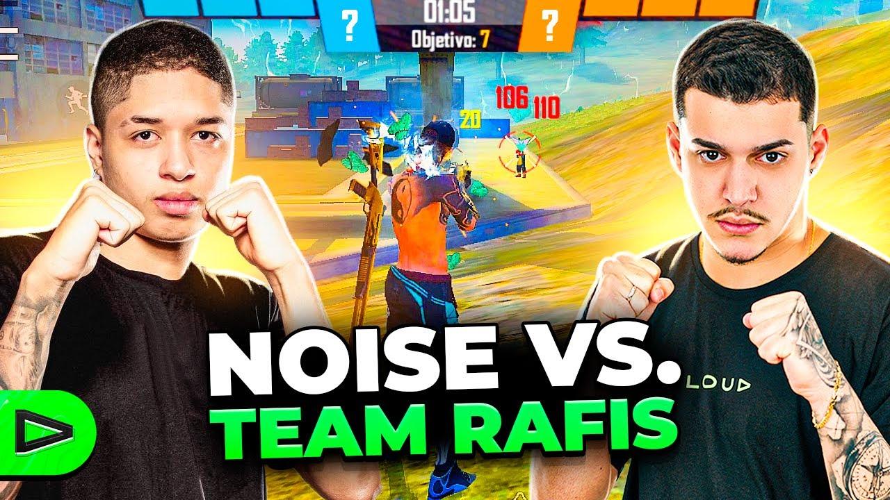3V3 APOSTADO NOVA NOISE vs.TIME DO RAFIS!!