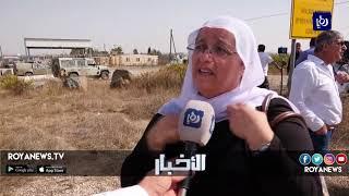 إعادة فتح معبر القنيطرة بين شطري الجولان المحتل - (15-10-2018)
