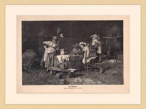 Die Schmeichler, Walzer op.13 von Philipp Fahrbach dem Älteren