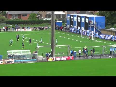 FM SPORTS ACADEMY U19  vs CLUB BRUGE BELGIUM 21