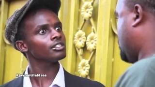 Embarrassing Moments at Landlord locks - Jaymo Ule Msee in-laws