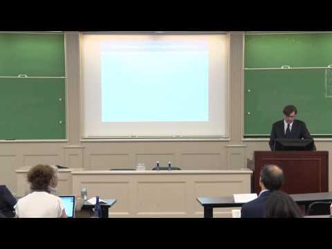 Business Tax Reform and Economic Growth: Jason Furman