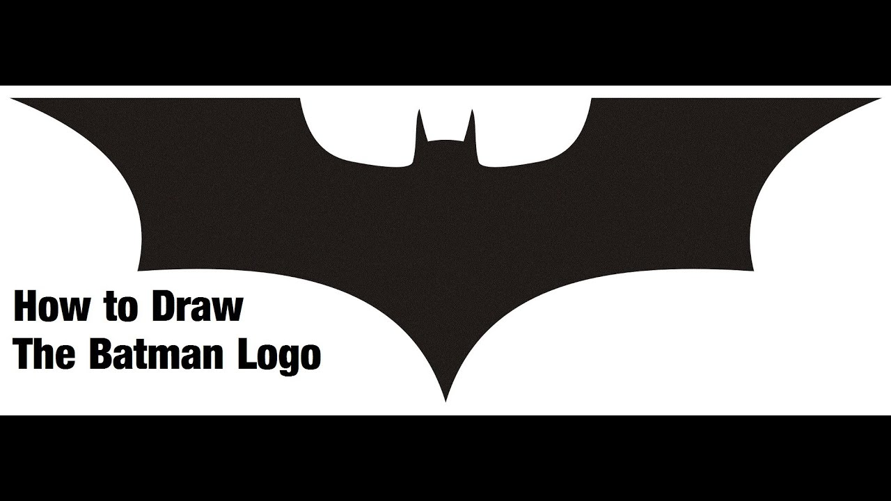 How to draw batman easy drawingnow - How To Draw Batman Easy Drawingnow 3