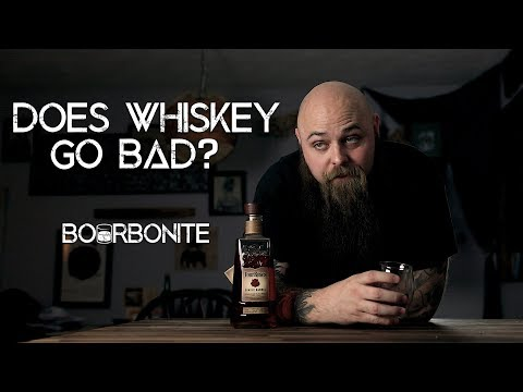 Can WHISKEY EXPIRE?