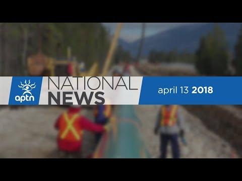 APTN National News April 13, 2018