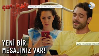 Çatı Katı Grubu Online! - Çatı Katı Aşk 4. Bölüm