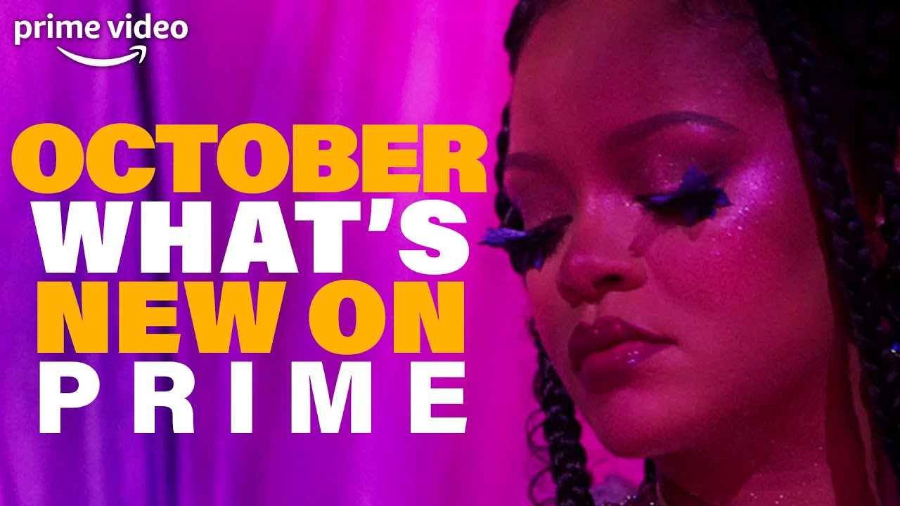 Download What's New on Prime | October 2020 | Prime Video