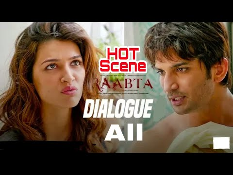 Download Raabta Hot Comedy Scene | Raabta All Hot Comedy Dialogue | Sushant singh & Kirti sanon