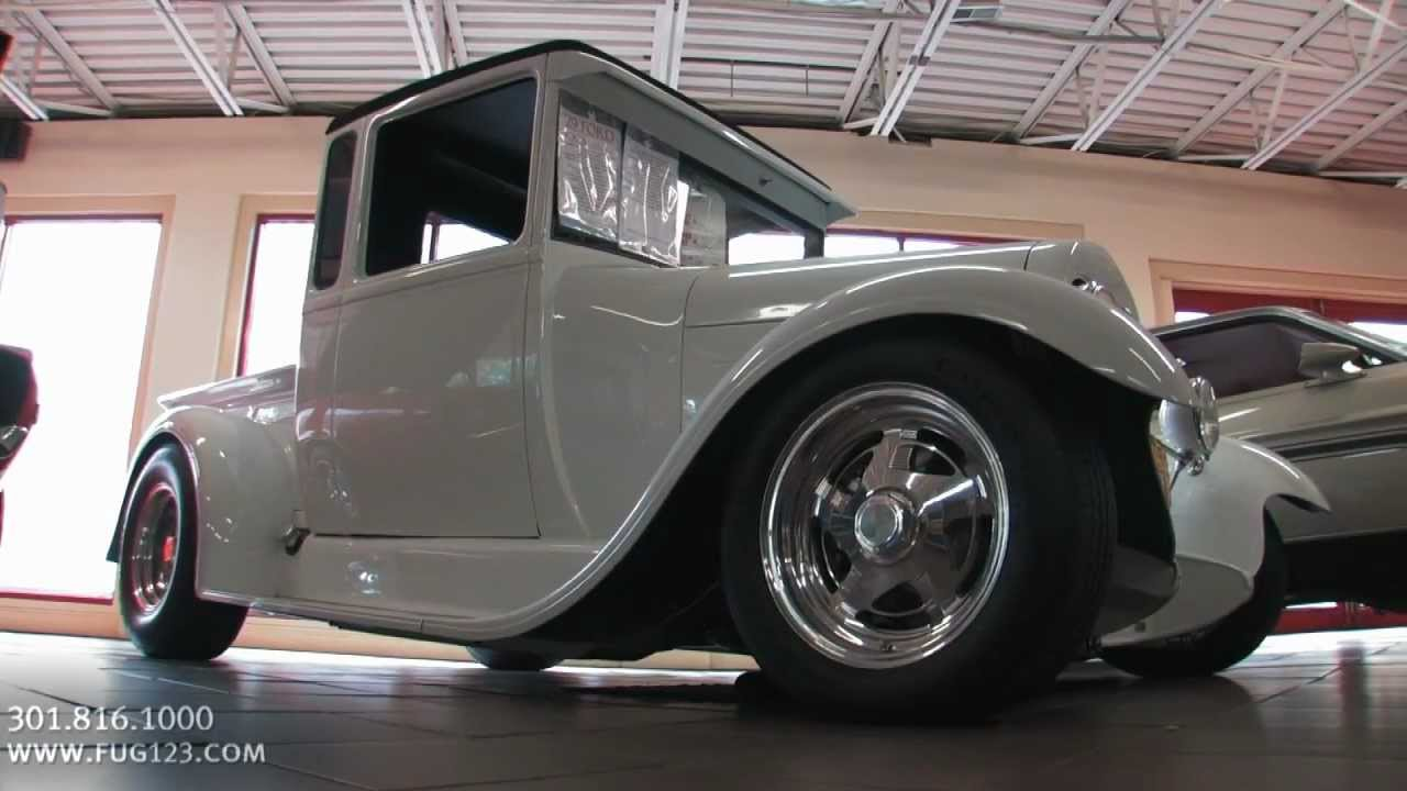 1929 Ford Custom Pickup for sale Flemings with test drive, driving ...