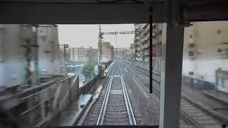 DSCN2019京急20171021前方車窓 横浜→南太田 thumbnail