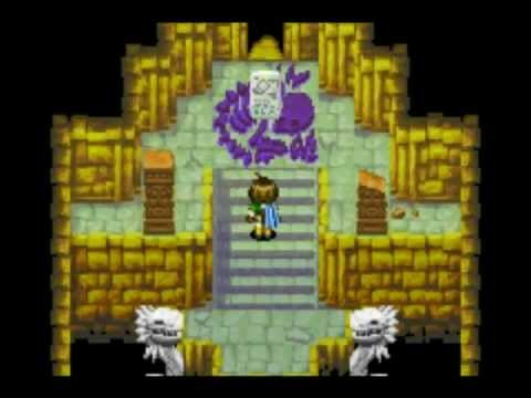 Let's Play Golden Sun: The Lost Age Episode 61: Anemos Inner Sanctum