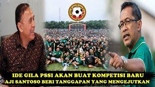 Heboh !! Komentar Mengejutkan Pelatih Persebaya Surabaya Soal Rencana Pssi Akan Buat Kompetisi Baru