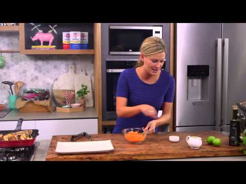 Grilled Balmain Bugs with Lime and Pepper Dressing | Everyday Gourmet S5 E74