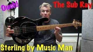 Music Man Sub Stingray Sterling Review