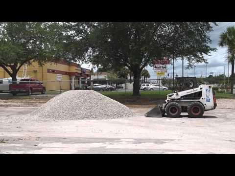 #57 Stone Gravel   Driveways, Parking Lot Rock Tampa