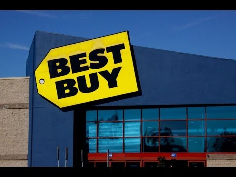 Магазин электроники в Америке BestBuy