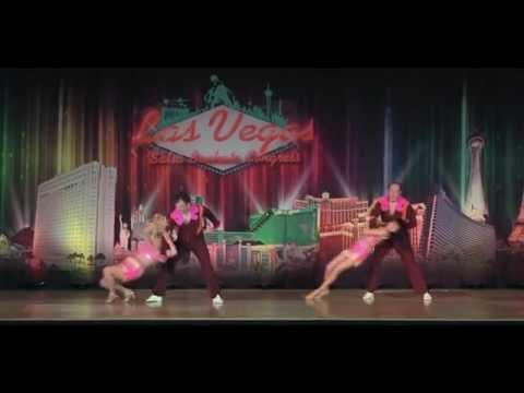 2016 Las Vegas Salsa & Bachata Congress   Saturday Shows   Mambo Groovin Latin Dance Theatre