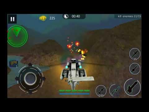 Gunship Modern Combat 3D Coast Front