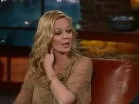 Jeri Ryan On The Late Late  With Craig Ferguson