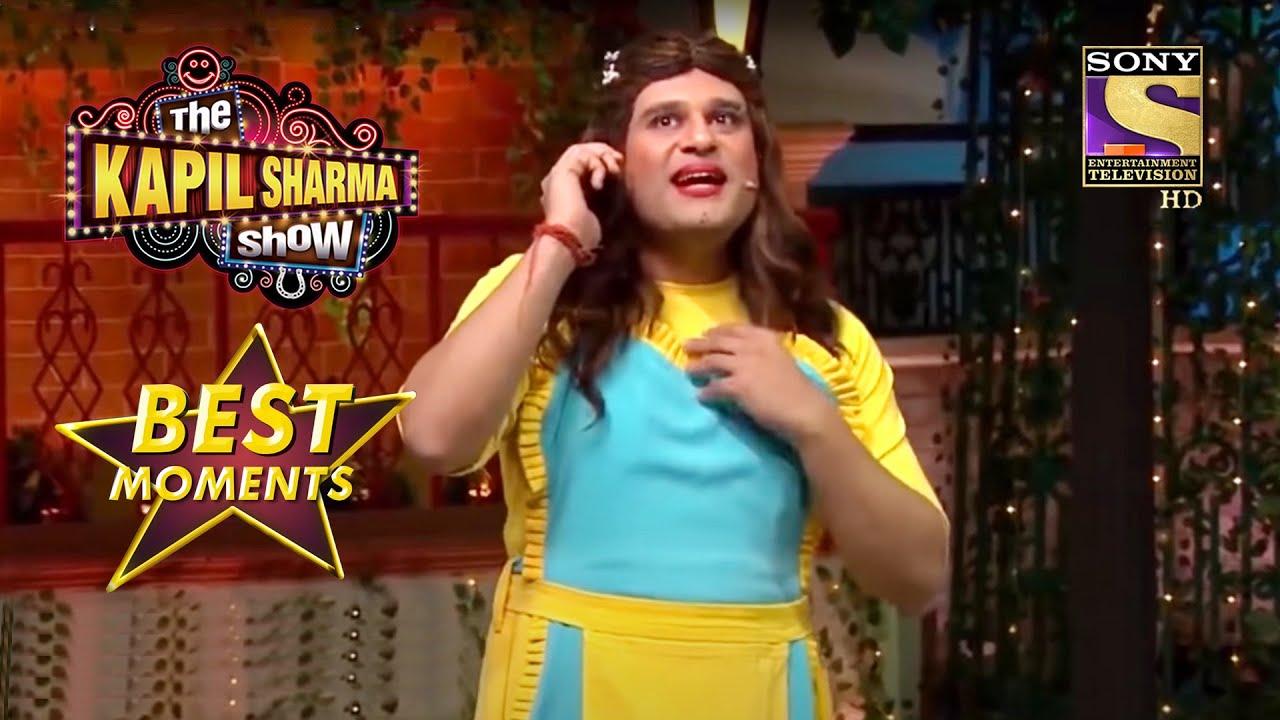 Sapna ने की अपने Massage Parlour पे चर्चा | The Kapil Sharma Show Season 2 | Best Moments