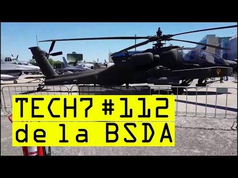 Tech7 de la Black Sea Defense & Aerospace expo