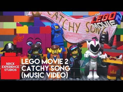 LEGO Movie 2 - Catchy Song By Dillon Francis Ft. T-Pain And That Girl Lay Lay (Music Video)