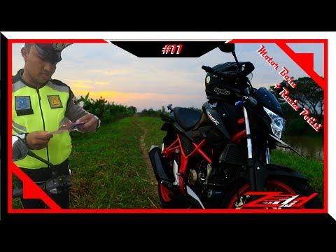 #11 Alasan Milih Motor Ini + Razia Polisi    Motovlog Indonesia