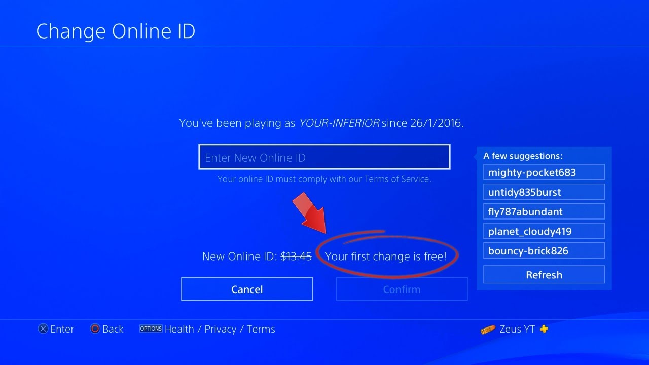 How Online 15 Colpost Your 06 To playstation - Download Id Psn Mb 28 For Free Change 29 Change 2171