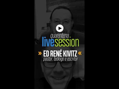 EP 1 - Isolamento Social:  Um Teste Para A Humanidade – Carlos Bezerra Jr Entrevista Ed René Kivitz