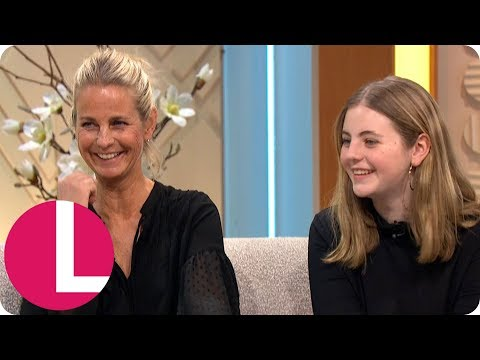 Ulrika Jonsson and Her Daughter Are Tackling Sex Ed Stigma | Lorraine