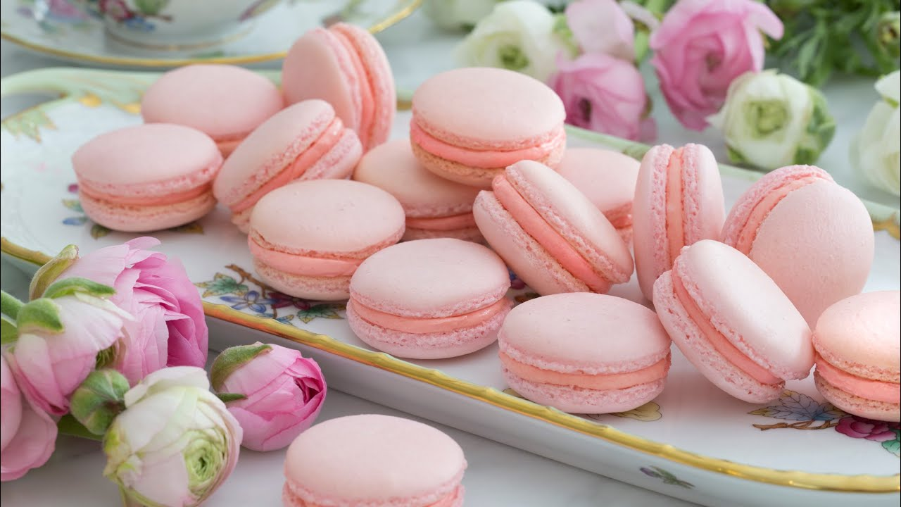 Macaron Recipe Preppy Kitchen