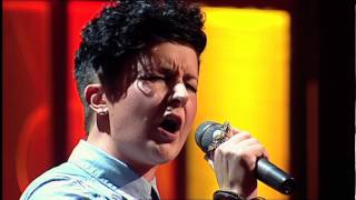Ciara Cox performance on The Voice of Ireland