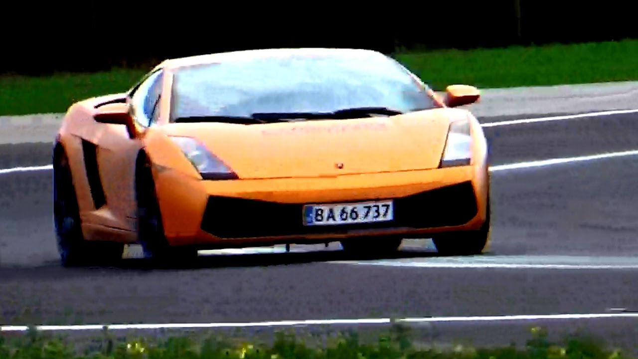 lamborghini gallardo 520 hp v10 | jens the beast - youtube