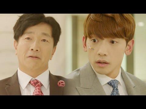 Park Cheol Min feels grateful for Jung Ji Hoon's favor 《Come Back Mister》 돌아와요 아저씨 EP12