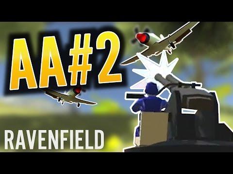 Ravenfield Anti Air Gun In Game First Video Steam Beta 6 News Iwanplays Let S Play Index