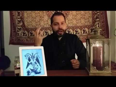 Ximbologia Oculta: Baphomet, el padre del conocimiento
