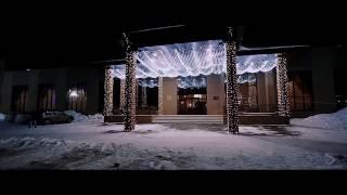 видео Новый год 2017 в Подмосковье: празднование, новогодняя ночь