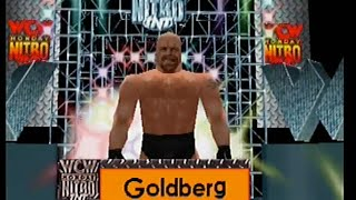 WCW/nWo Revenge - Goldberg - U.S. Heavyweight (Hard)