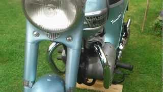 triumph 3ta 1961 one owner matching engine frame numbers