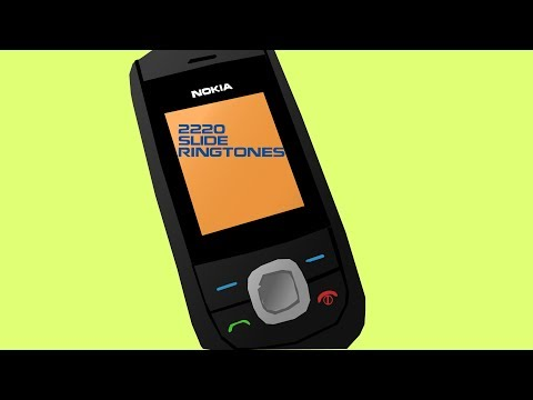 Nokia 2220 slide ringtones
