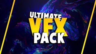 Free Ultimate VFX Pack 2021 | PC/Mobile | Visual Effects Pack