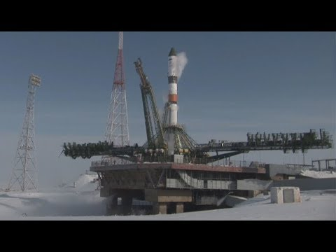 Soyuz-2.1a aborted launch with Progress MS-08, 11 February 2018