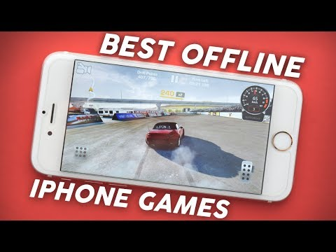 TOP 10 Best FREE Offline iPhone Games Of 2017 (NO Internet/Wifi Required) iOS 11 - November