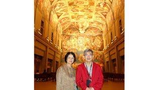 2295 At Ohtsuka Intern'tl Museum, Japan大塚国際美術館にて・現実とファンタジーのはざまでbyはやし浩司Hiroshi Hayashi, Japan