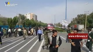 24 человека погибли в результате теракта в городе Ахваз в Иране