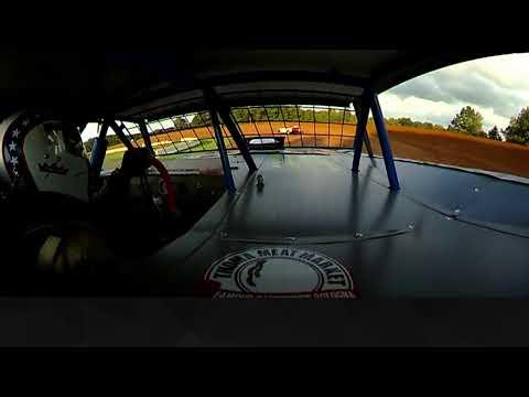Greg Beach Hot Laps 360fly Lernerville Speedway 8/3/18