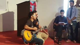 Old songs mashup on guitar |Atif Aslam| Cover by Paras Sharma|