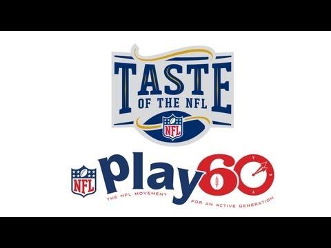 Matt Birk Taste of the NFL | Play 60