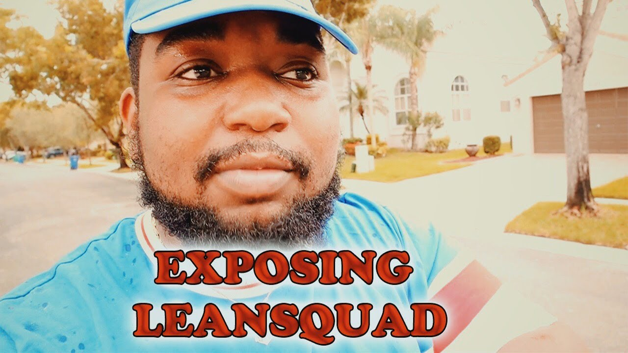 EXPOSING LEANSQUAD!!! (THE TRUTH ABOUT EVERYTHING)