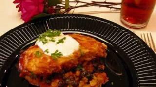 Betty's Deluxe Enchilada Casserole